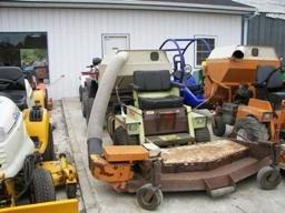 613: Grasshopper 1822 Z-Turn Mower w/ Kubota Diesel!!! - 2