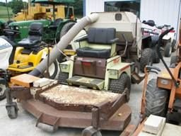 613: Grasshopper 1822 Z-Turn Mower w/ Kubota Diesel!!! - 3
