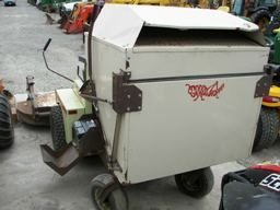 613: Grasshopper 1822 Z-Turn Mower w/ Kubota Diesel!!! - 5