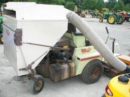 613: Grasshopper 1822 Z-Turn Mower w/ Kubota Diesel!!! - 6