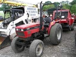 670: Case International 255 4x4 Compact Tractor !!! - 3