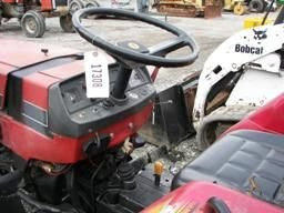 670: Case International 255 4x4 Compact Tractor !!! - 7