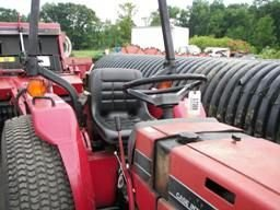670: Case International 255 4x4 Compact Tractor !!! - 8