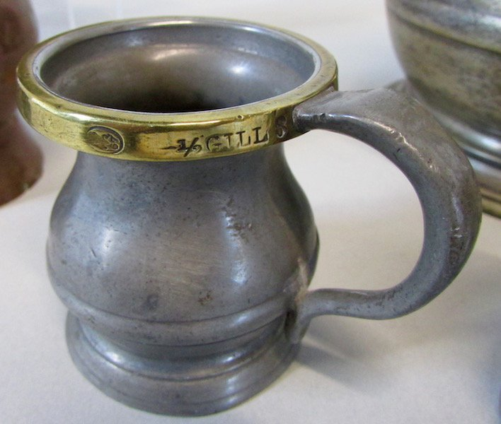 Group of Measures and Cups - 4