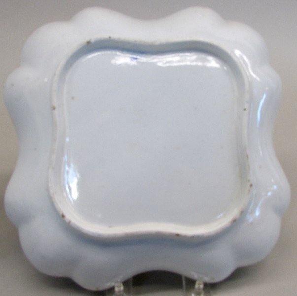 Group of Blue and White Table Wares - 2