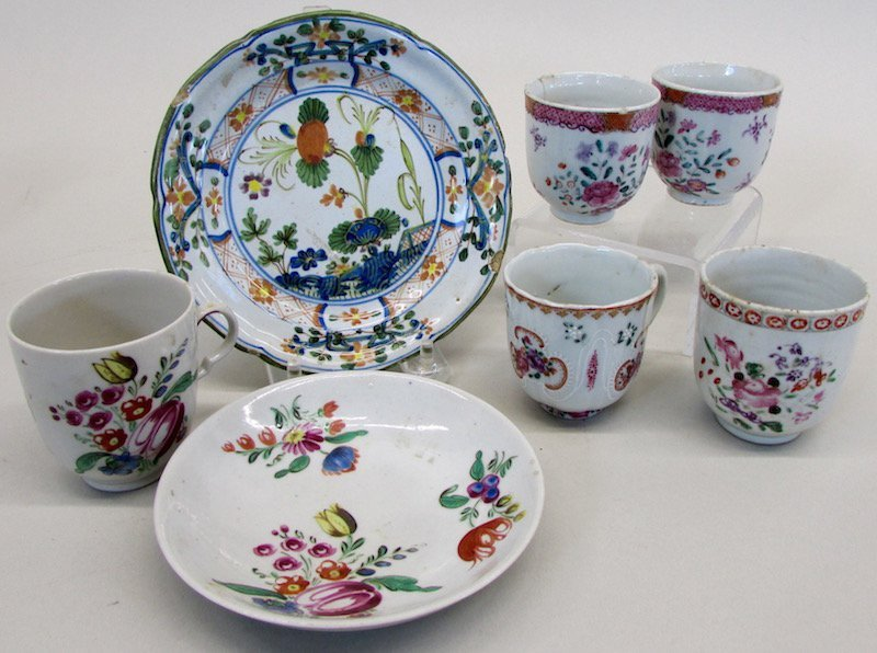 Group of Chinese Tea Wares - 2