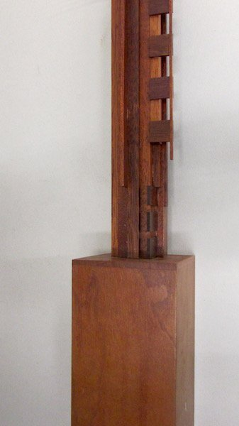 "Paul McIntyre ""Vesper"" Wood Sculpture, 1996 - 4"