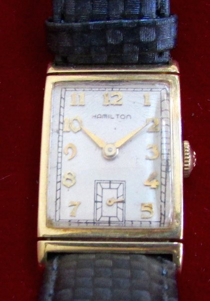 Two Men\'s Wristwatches.