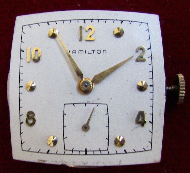 Two Men\'s Wristwatches. - 5
