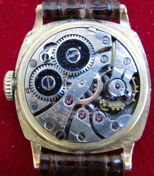 Group of Three Wrist Watches - 9