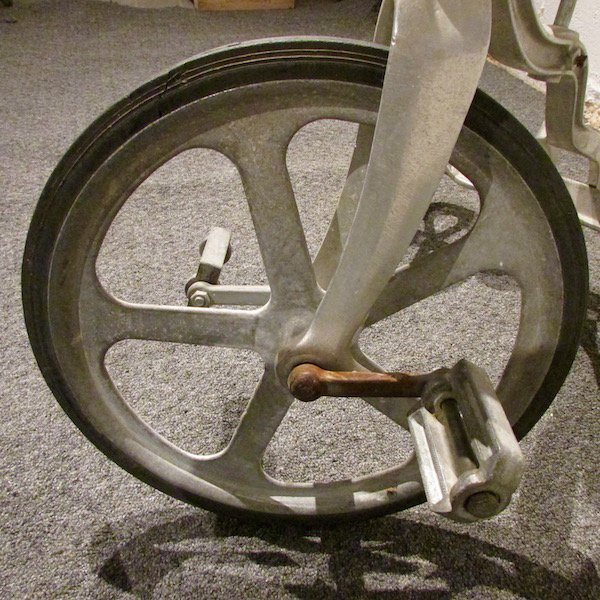 1950s Anthony Brothers 'Convert-O' Aluminium Tricycle - 5