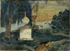 1821 Mourning Theorem on Velvet
