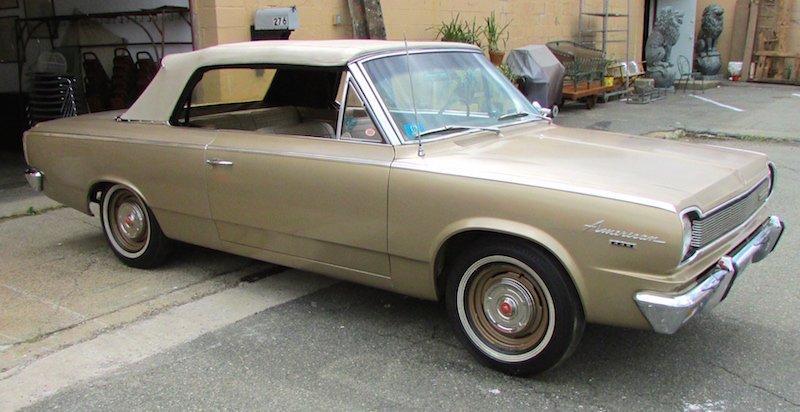 1966 AMC Rambler American 440 Convertible