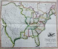 John Melish Map