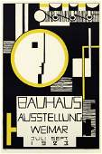 Bauhaus Asstellung Weimar