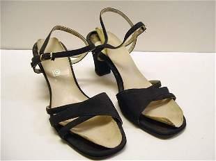 Marisa Tomei's Dressy Sandals