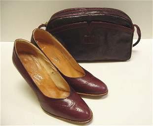 Ava Gardner's Ferragamo shoes