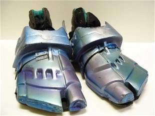 Peter Weller's Robo Cop Shoes