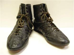 Sylvester Stallone's Shoes from Rambo III