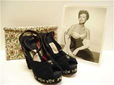 2023: Rita Hayworth's Marchioness Shoes