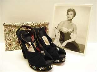Rita Hayworth's Marchioness Shoes