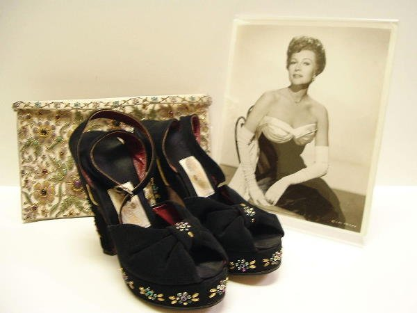 2023: Rita Hayworth's Marchioness Shoes