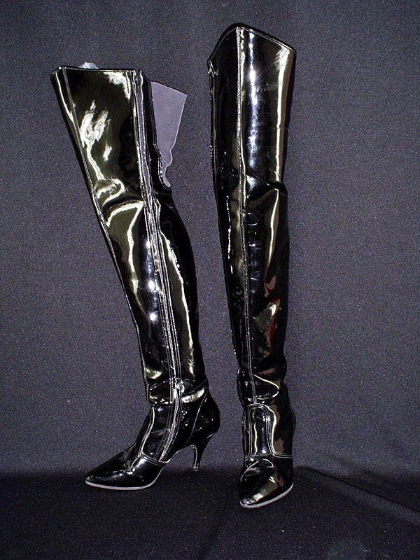 "2053: Gina Gershon's ""Showgirls"" Boots"