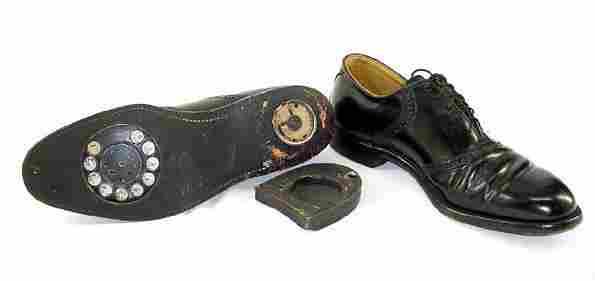 "2112: Don Adam's ""Get Smart"" shoes"