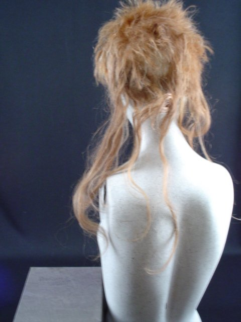 5008: Barbra Streisand YENTL wig