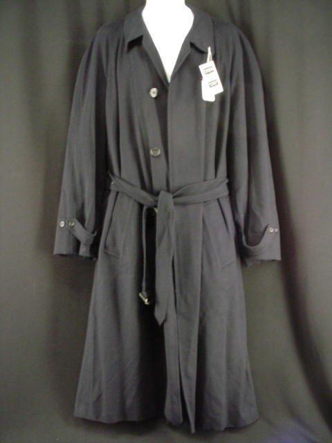 5012: Barbra Streisand Trenchcoat