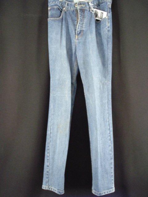 5017: Barbra Streisand Gap Blue Jeans