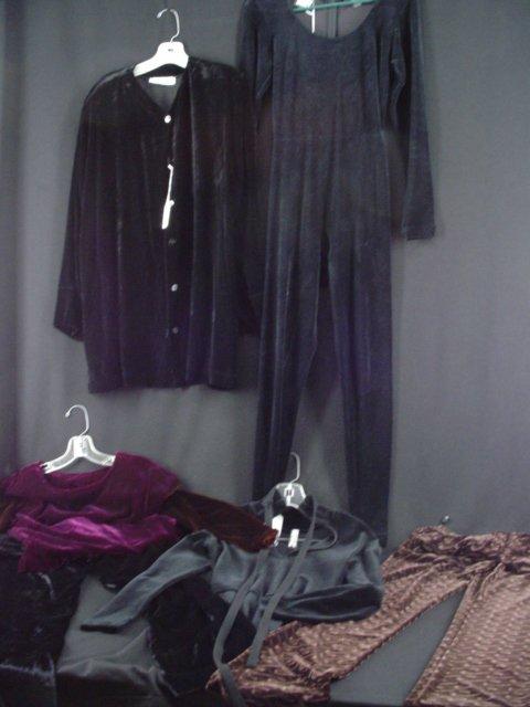 5022: Barbra Streisand VELVET Lot