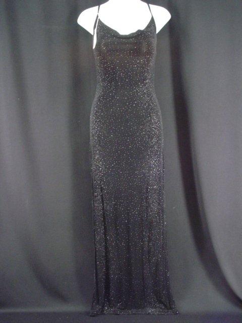 5106: Barbra Streisand Evening Gown