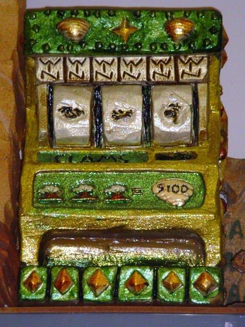 3010: Flintstone Slot Machine