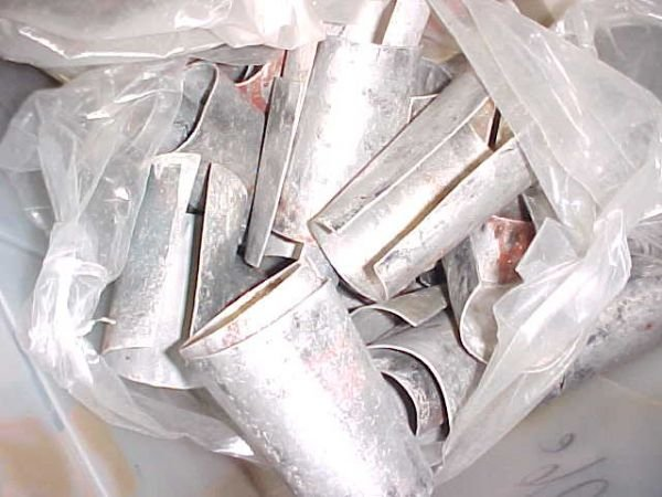 8025: Lot of Metal Wrist Cuff and Bracelet Props