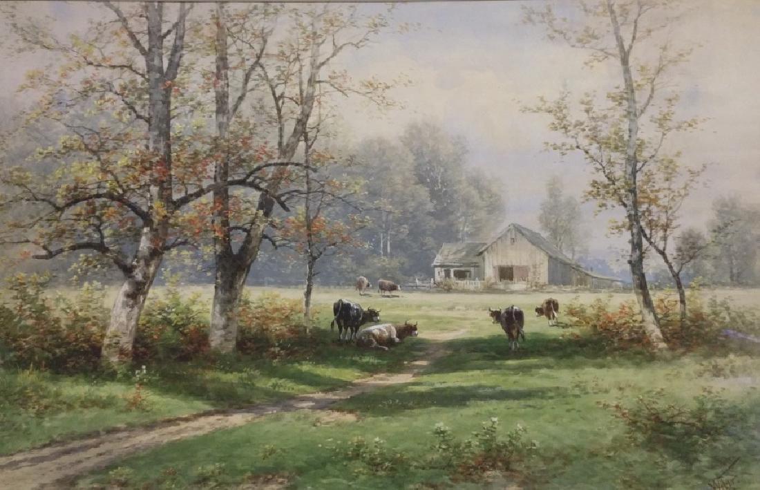 Carl Philipp Weber (American/German 1849-1922)