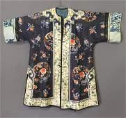 Fine Chinese Silk Court Robe