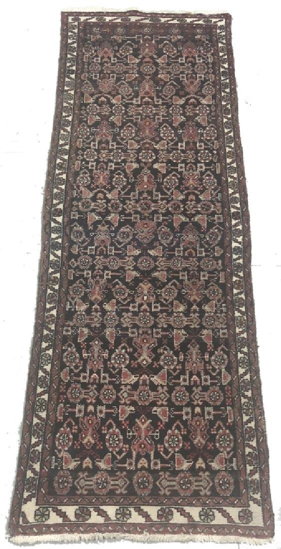 Handwoven Persian Hamadan Runner