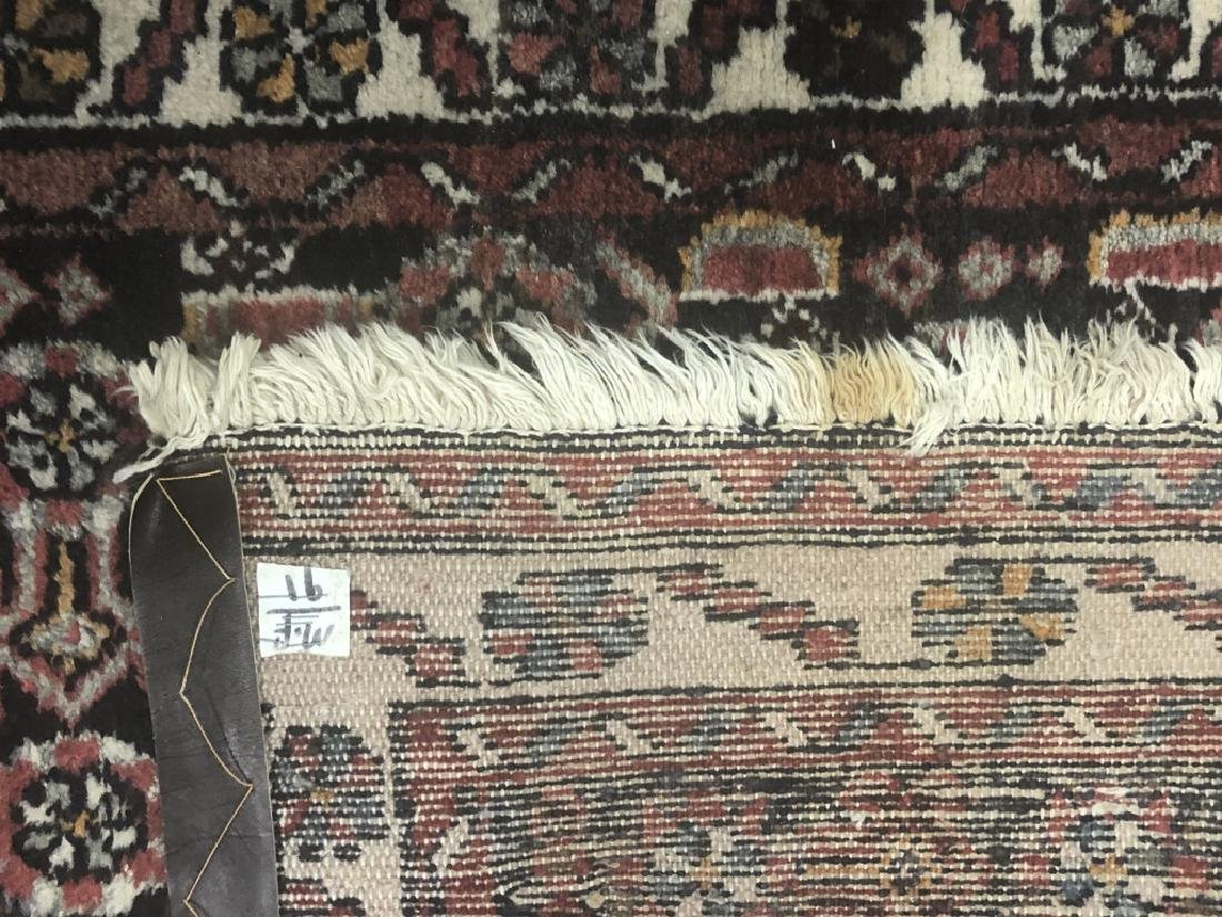 Handwoven Persian Hamadan Runner - 6