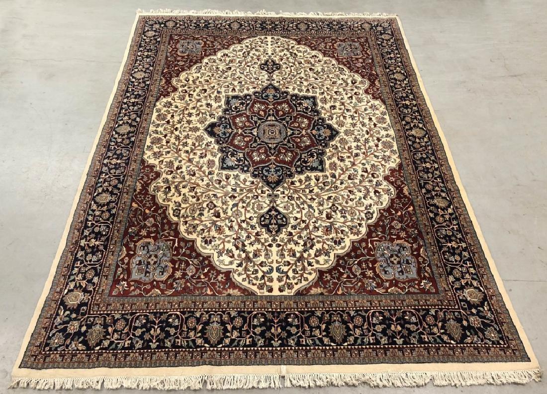 Room Size Heriz Persian Carpet