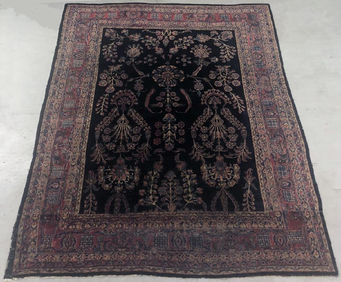 Room Size Sarouk Carpet
