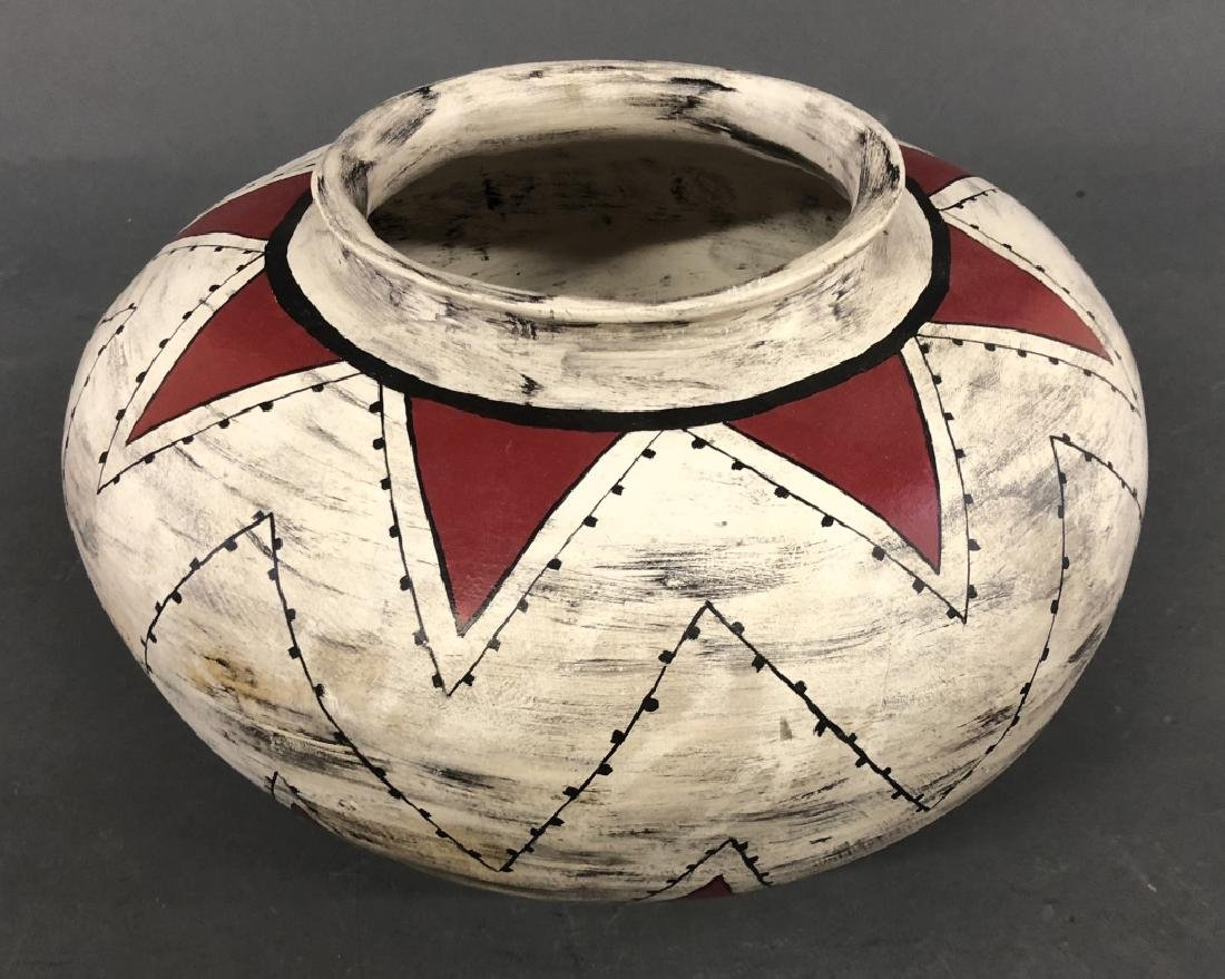 Southwest Indigenous American Pottery Vessel