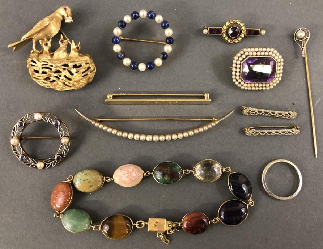Grouping of Fine Jewelry