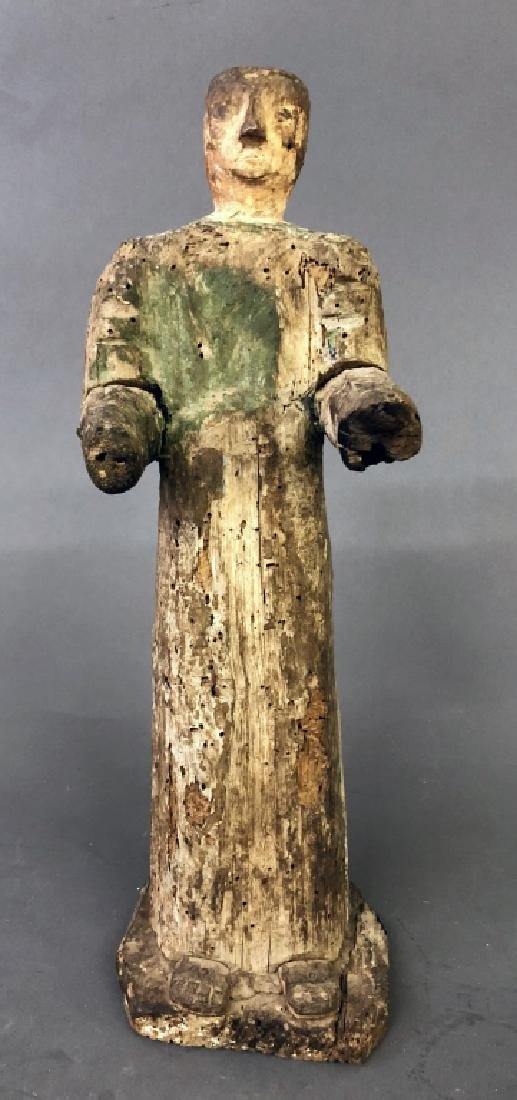 South American Santos Figure