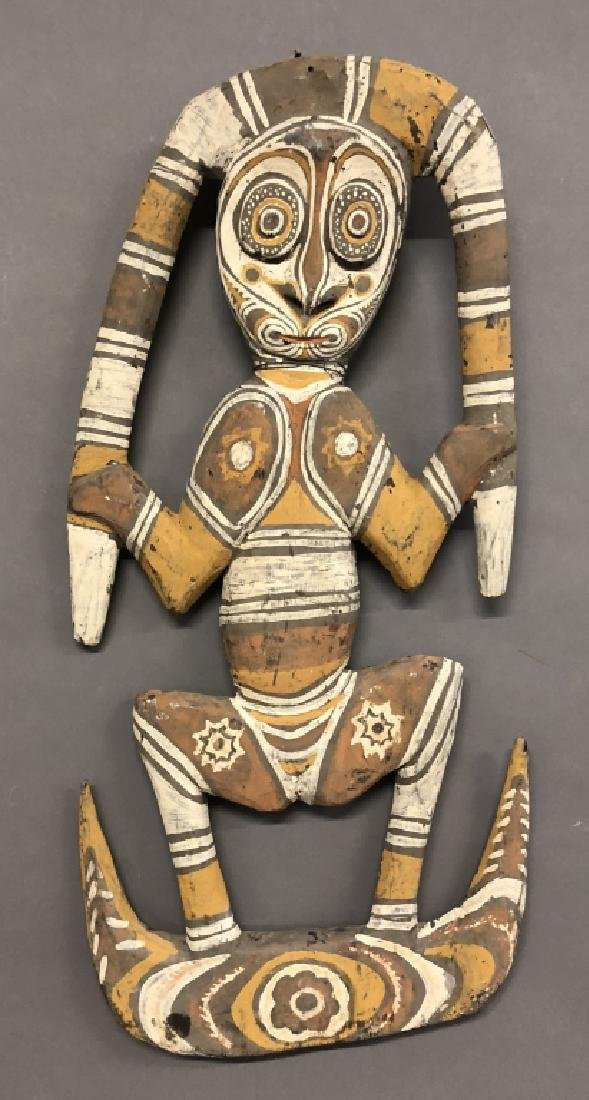 Papua New Guinea Sepik River Region Basket Hook