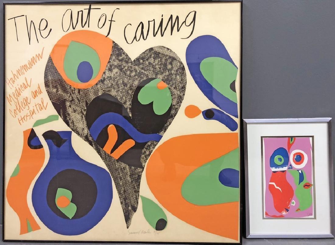 Two Works by Samuel Maitan