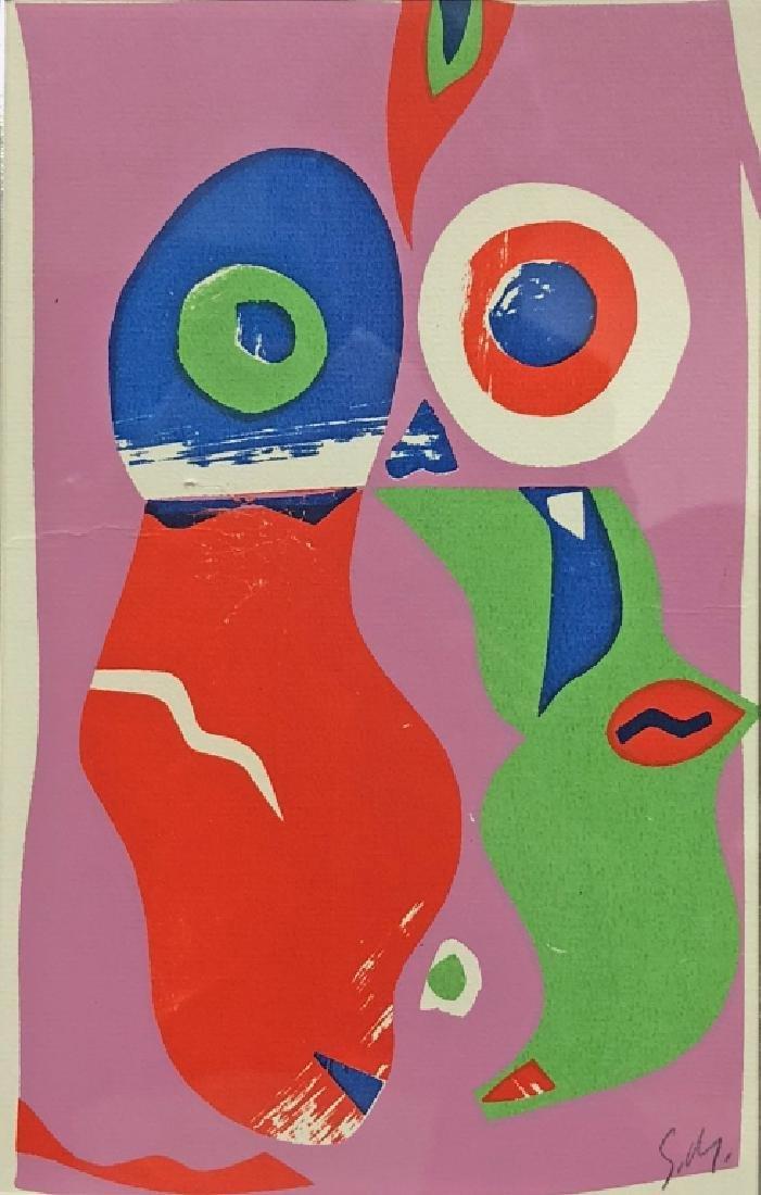 Two Works by Samuel Maitan - 6