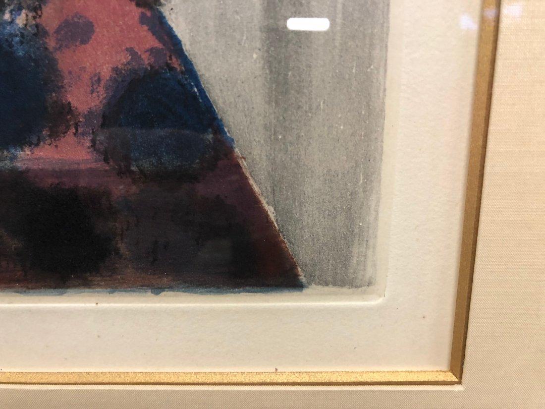 "Matisse Afterpiece of ""Odalisque au Coffret Rouge"" - 4"