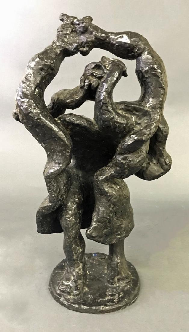"Jacques Lipchitz Bronze ""Lamentation"""