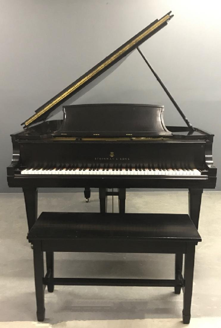 Fine Steinway & Sons Standard Grand Piano